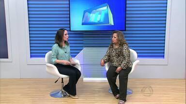 Cantora Ângela Maria fala sobre seu show em Cuiabá - Cantora Ângela Maria fala sobre seu show em Cuiabá