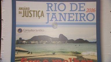 Juízes do Rio são os campeões em decisões tomadas em primeira instância no país - Dados fazem parte do Anuário da Justiça, lançado hoje à tarde, no Rio