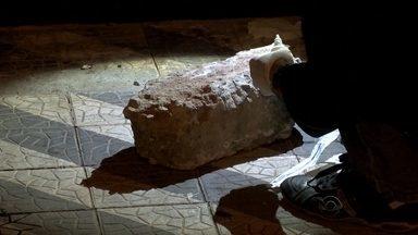 PM de Blumenau identifica suspeitos de matar morador de rua a pedradas - PM de Blumenau identifica suspeitos de matar morador de rua a pedradas