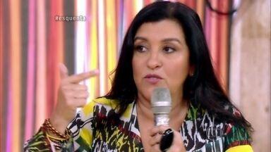 Regina Casé relembra entrevistas com Dorival Caymmi - Neta do cantor, Alice conta histórias do avô