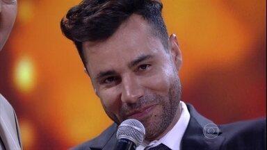 Rodrigo Sant'anna vence o prêmio na categoria Comédia - Ator do Zorra vence Melhores do Ano pela terceira vez