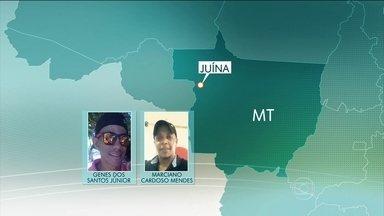 PF confirma que índios Enawenê-Nawê mataram dois jovens no Mato Grosso - Segundo investigações, Genes dos Santos Júnior e Marciano Cardoso Mendes, foram raptados depois de um desentendimento. A polícia suspeita que eles se negaram a pagar o pedágio cobrado pelos índios na BR-174, na divisa com Rondônia.