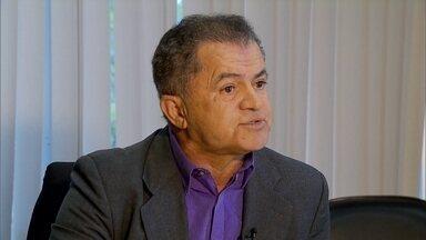 Conselheiro do Tribunal de Contas é denunciado pelo Ministério Público - Manoel Andrade tem a missão de fiscalizar gastos públicos e começa a responder processo na Justiça.