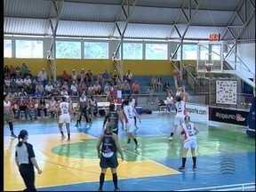 Basquete de Pres. Venceslau perde primeiro jogo em casa - Disputa ocorreu pela Liga de Basquete Feminino.
