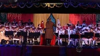 Arautos do Evangelho fazem cantata de Natal em Campo Grande - Arautos do Evangelho fazem cantata de Natal em Campo Grande