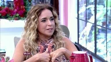 Daniela Mercury lança livro sobre relacionamento com Malu Versoça - Cantora fala também sobre a foto que ilustra seu novo CD e aborda a questão do preconceito homoafetivo