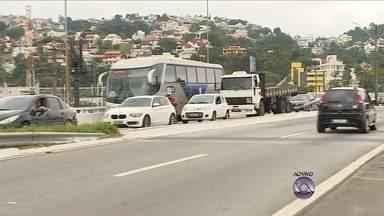 Estradas catarinenses registram pelo menos 16 mortes durante o feriadão de Natal - Estradas catarinenses registram pelo menos 16 mortes durante o feriadão de Natal