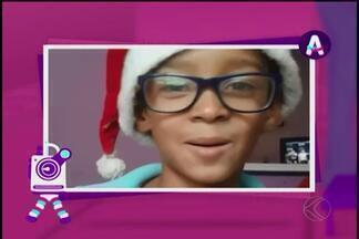 Telespectadores do MGTV 1ª Edição mandam abraços e votos de final de ano em clipe - Produção do jornal recebe vídeos ao longo da semana. Vídeos podem ser mandados via WhatsApp.