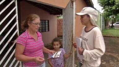 Período de chuvas e terrenos sujos deixam moradores de Campo Grande preocupados com dengue - Durante a época de chuvas, os moradores de Campo Grande ficam ainda mais preocupados com a proliferação do mosquito transmissor da dengue.