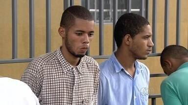 Preso grupo suspeito de roubos e homicídios em Goiânia - Detenção foi feita pela PM na Vila Morais.