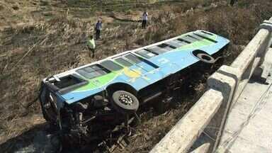 Especialista de trânsito comenta acidentes com ônibus no ES - Secretaria dos Transportes do Governo informou que está estudando a implantação de corredores preferenciais para os ônibus.