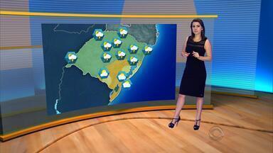 Terça-feira (29) terá pancadas de chuva na maioria das regiões - Em Porto Alegre temperatura pode chegar aos 36ºC.