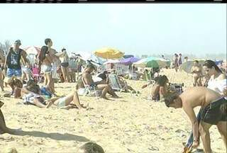 Litoral de São João da Barra, RJ, é procurado por turistas neste verão - Maratona de atividades físicas vão animar o litoral.