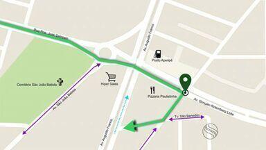 SMTT de Aracaju vai fazer mudança de circulação no bairro Ponto Novo - SMTT de Aracaju vai fazer mudança de circulação no bairro Ponto Novo.