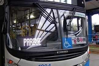 Veja como foi o primeiro dia útil com aumento de tarifas de ônibus no Alto Tietê - Mogi das Cruzes, Suzano e Ferraz de Vasconcelos tiveram reajuste nas passagens.