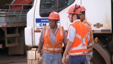 Após desastre em Mariana, trabalhadores voltam a trabalhar na Samarco - Eles estavam em férias coletivas