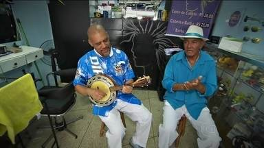 Conversa em salão de beleza fez história no bairro da Casa Verde - Daí, foi só escolher um nome e estava criada umas das escolas de samba mais novas da capital: a Império.