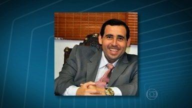Polícia investiga se assassinato de vereador teve motivação política - Geraldo Gerpe foi morto no estacionamento da Câmara de Vereadores.