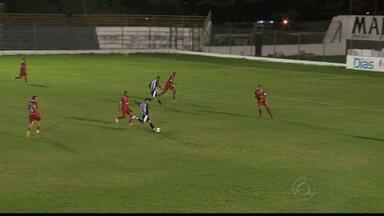 Treze vence por 3 a 0 o Potiguar de Mossoró nesta quinta-feira - Amistoso aconteceu no Estádio Presidente Vargas, em Campina Grande