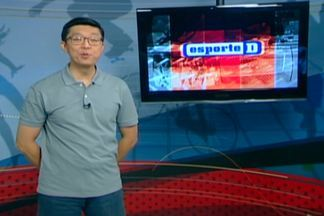 Íntegra Esporte D - 15/01/2016 - Programa exibido no dia 15 de janeiro conta com a análise do partida do Mogi Basquete conta o Malvin (URU), e o resumo do jogo do Flamengo contra o RB Brasil, pela Copa São Paulo Junior.