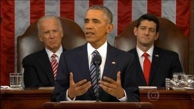 Obama anuncia grande campanha para buscar cura docâncer - Ser responsável pelo esforço nacional, será a missão de Joe Biden, vice-presidente do país. A ideia é investir em pesquisa. O Congresso acaba de aprovar o maior orçamento em uma década para o Instituto Nacional de Saúde dos EUA.