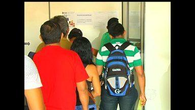 População reclama de poucas fichas de atendimento no MTE em Santarém - Por dia são disponibilizadas 60 fichas para atendimento.