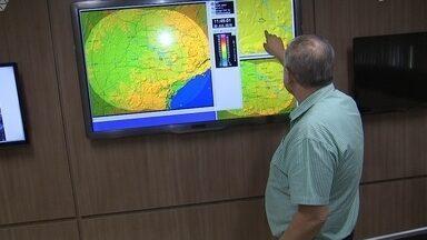 Previsão do tempo - O programa vai mostrar o tempo meteorológico com a turma do IPMET de Bauru e como ele influencia as nossas vidas.