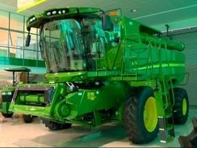 Vendas de máquinas agrícolas diminuem mais de 30% - A expectativa de boa safra pode mudar esse cenário