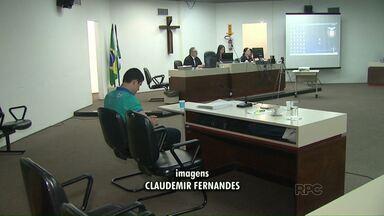 Suspeito de matar dois homens e uma mulher, em São Miguel do Iguaçu, foi condenado - Ronaldo Ramos Procópio foi condenado a 45 anos de prisão.