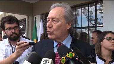 Presidente do STF explica a suspensão do júri popular do ex-deputado Carli Filho - De acordo com Ricardo Lewandowski, ainda é necessário aguardar a decisão de dois recursos da defesa do ex-deputado.
