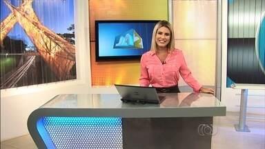 Veja os destaques do Jornal Anhanguera 2ª Edição desta sexta-feira (15) - Siamesas separadas precisam de doação de sangue em Goiânia.