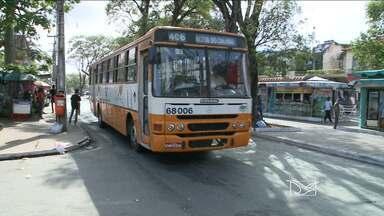 Nesta sexta-feira (15), 24 novos ônibus foram entregues pela Prefeitura em São Luís - Nesta sexta-feira (15), 24 novos ônibus foram entregues pela Prefeitura em São Luís
