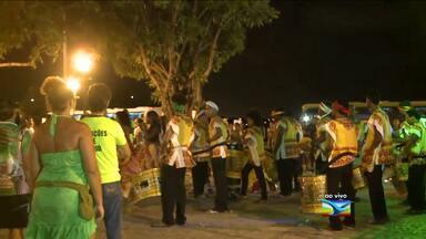 Fim de semana começa com folia do pré-carnaval em São Luís - Fim de semana começa com folia do pré-carnaval em São Luís