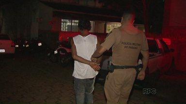 Homem procurado pela justiça é preso no bairro Três Lagoas - Bernardo Fernandes de 50 anos foi preso durante uma abordagem da Polícia Militar.