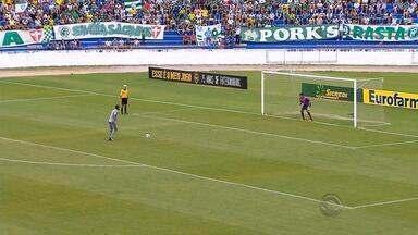 Grêmio e Inter largam com vitória na EFIPAN de Alegrete, RS - Foram 16 gols em quatro jogos.