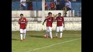 Dupla Grenal está classificada na Copa Santiago - Times jogaram no domingo