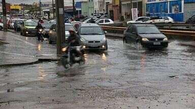 Chuva causa transtornos aos sergipanos - Chuva causa transtornos aos sergipanos.