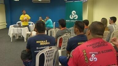 Congresso Técnico da Copa Rede Amazônica de Futsal ocorre nesta segunda - Evento será no Sesi, Clube do Trabalhador, na Zona Leste de Manaus. Competição começa no próximo dia 20.