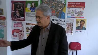 Secretaria Estadual de Direitos Humanos premia cidades de MG que não registraram homicídio - A entrega dos livros foi feita diretamente nas cidades e também em Belo Horizonte e contou com a presença do secretario estadual de direitos humanos, Nilmário Miranda.