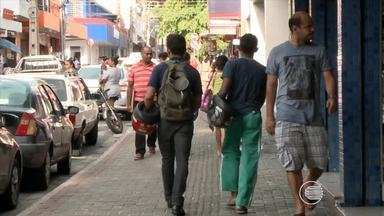 Cresce o número de assaltos em Teresina e população reclama da insegurança - Cresce o número de assaltos em Teresina e população reclama da insegurança