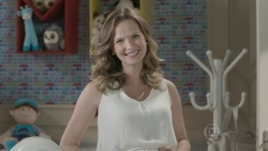Fernanda Rodrigues apresenta dicas para o seu bebê - Produto não recomendável para mães sem paciência