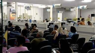 Goiás está usando dinheiro dos cofres público para pagar aposentadoria de servidores - Em todo o país, o rombo na previdência dos servidores é de R$ 51 bilhões.