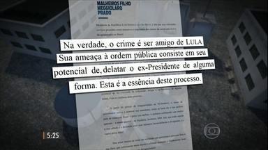 Defesa de José Carlos Bumlai na Lava Jato diz que crime do réu é ser amigo de Lula - Já o delator da operação descreve a proximidade com o ex-ministro José Dirceu como uma relação que inclui muitos encontros e mensagens trocadas por e-mail.