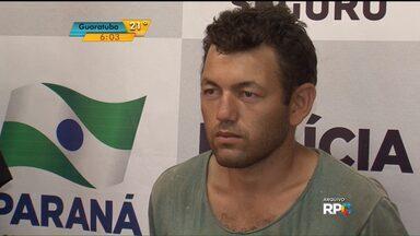 Paraguaio suspeito de matar jornalista é transferido para Foz - E também em Foz, um outro paraguaio foi preso tentando embarcar em um avião com cocaína