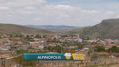 Confira a previsão do tempo para esta sexta-feira (22) no Sul de Minas - Confira a previsão do tempo para esta sexta-feira (22) no Sul de Minas