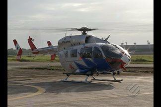 Empresa doou heli cóptero para auxiliar Governo na segurança de Altamira - O Governo do Estado fez o pedido para a Norte Energia.