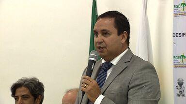 Secretário da Justiça fala sobre investigações da transferência de foragido - Secretário da Justiça fala sobre investigações da transferência de foragido.