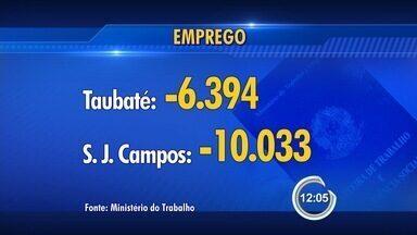 Região fechou mais de 25 mil postos de trabalho, aponta Caged - Em 2014, a região perdeu 1,5 mil vagas com carteira assinada. São José e Taubaté estão entre as 50 cidades do país que mais demitiram.