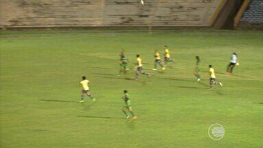Tiradentes estreia com derrota no Brasileirão feminino - Tiradentes estreia com derrota no Brasileirão feminino
