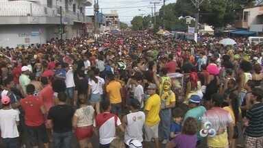 Órgãos discutem a segurança no trajeto d'A Banda, em Macapá - Órgãos discutem a segurança no trajeto d'A Banda, em Macapá